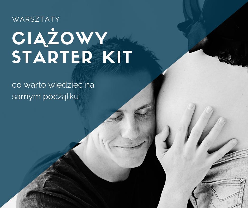 Ściągnij Ciążowy StarterKIT